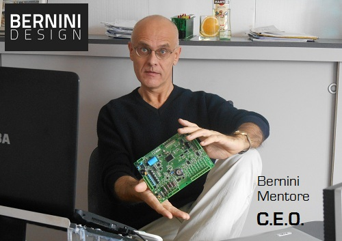 Electronic Product Design Bernini Mentore CEO
