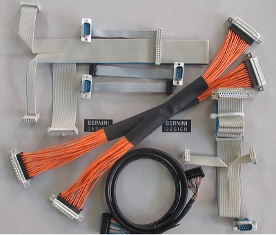 Electronic Manufacturing Services Custom Cables Assemblies