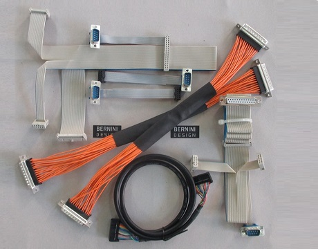 Manufacturing Services Custom Cables Assemblies