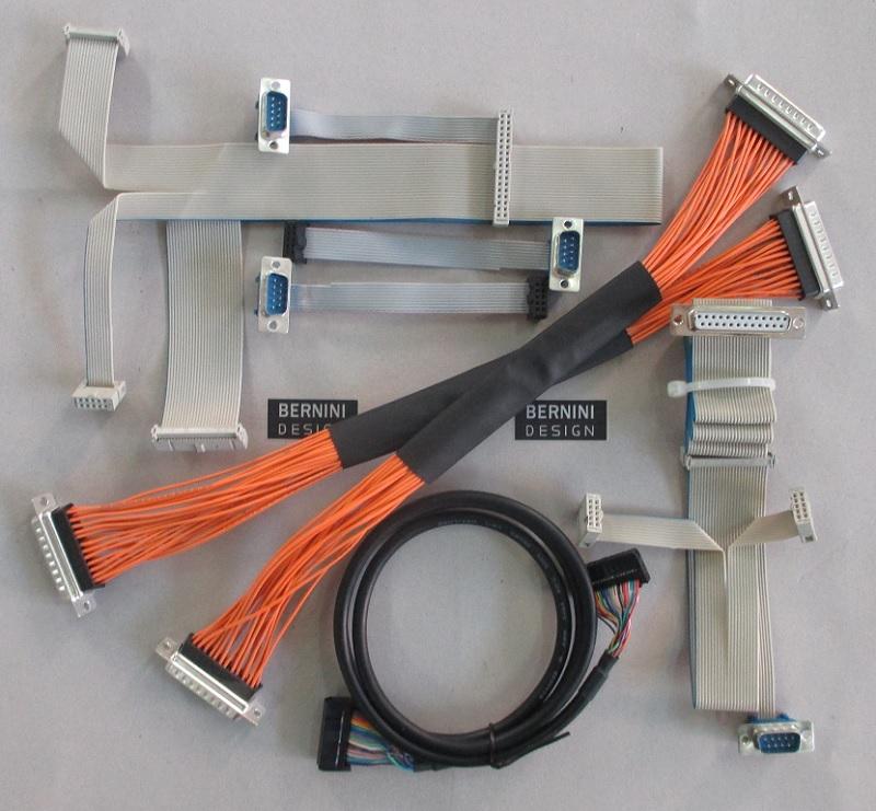 Produzione cablaggi elettrici in Romania Bernini Design