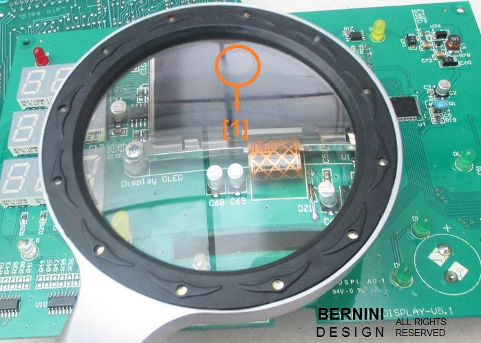 inginer electronist bernini design