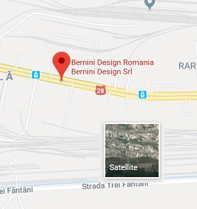 Bernini Design Manufacturing Facility Romania