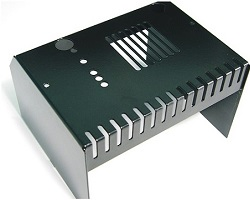 Electronic Equipment Metal Enclosures