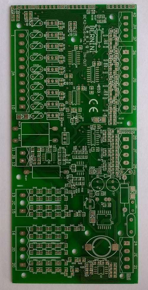 Printed Circuit Board Design Service Example 7